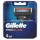 Gillette fusion proglide blades - 3s Brand Price Match - Checked Tesco.com 16/04/2014