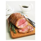 Waitrose British beef rolled sirloin roast