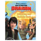 How to Train Your Dragon Colouring & Activity Book