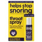 Essential Health Products Ltd Helps stop snoring throat spray
