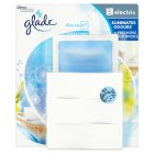 Glade discreet electric clean linen - 8g Brand Price Match - Checked Tesco.com 15/10/2014