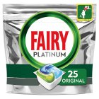 Fairy Platinum All In One Original Dishwasher Tablets 30 pack - 402g