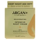 Argan+ 5 Argan Oil Overnight Cream - 50ml