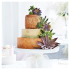 Lily 3-tier Cheese Cake - 3.45kg