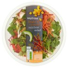 Waitrose rainbow salad bowl - 290g