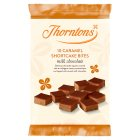 Thorntons mini caramel shortcakes - 10s
