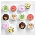 Fiona Cairns Woodland Friends Cupcakes - 12s