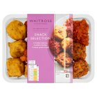 Waitrose Indian Chef's Specials snack selection - 312g