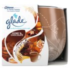Glade Candle Honey & Chocolate - 120g