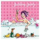 Quentin Blake Female Birthday Card - each