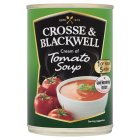 Crosse & Blackwell cream of tomato soup - 400g
