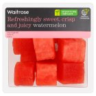 Waitrose watermelon - 175g