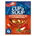 Batchelors 4 cup a soup minestrone - 94g Brand Price Match - Checked Tesco.com 26/03/2015