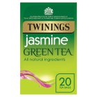 Twinings jasmine green tea 20 tea bags - 50g Brand Price Match - Checked Tesco.com 01/07/2015