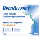 Becoallergy hayfever & allergy relief - 30s