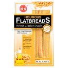 No-No houmous flatbreads - 125g