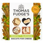 Thomas.J.Fudge's Many-Shaped Biscuits for Cheese - 275g
