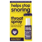 Helps stop snoring throat spray