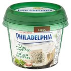 Philadelphia duo cremoso garlic & fine herbs - 150g Introductory Offer