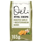 Market Deli Walkers garlic & herb pita sharing crisps - 165g