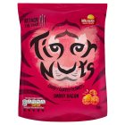 Walkers tiger nuts crispy coated peanuts smoky bacon - 130g
