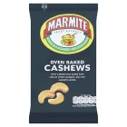 Marmite oven baked cashews - 90g Brand Price Match - Checked Tesco.com 21/04/2014