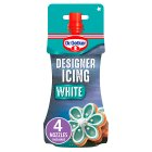 Dr. Oetker white designer icing - 140g Brand Price Match - Checked Tesco.com 23/07/2014