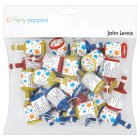 John Lewis party poppers