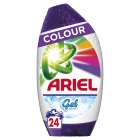 Ariel Excel Washing Gel Colour 24 Washes - 888ml
