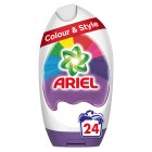 Ariel Actilift Excel Colour & Style Washing Gel 24 washes - 888ml Brand Price Match - Checked Tesco.com 30/07/2014