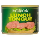 Ye Olde Oak lunch tongue