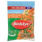 Birds Eye field fresh garden peas & carrots - 690g