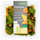 Waitrose Carrot & Sweet Potato Mash - 385g
