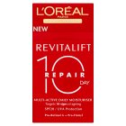L'Oreal dermo expertise revitalift 10 repair daily moisturiser - 50ml