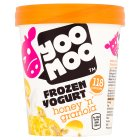 Yoo Moo Frozen Yogurt Honey 'n' Granola - 500ml