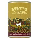 Lily's Kitchen goose & duck with fruit - 400g