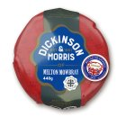 Dickinson & Morris Melton Mowbray Pork Pie - 454g