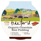Tideford chocolate rice pudding