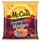 McCain American BBQ wedges - 750g Brand Price Match - Checked Tesco.com 28/05/2015