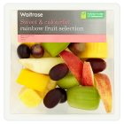 Waitrose Rainbow Fruit Selection - 300g
