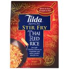 Tilda stir fry thai red rice