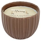 Waitrose Home double coconut votive -