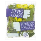 Steve's Leaves fennel tops & sweet leaves - 60g