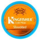 Kingfisher shredded crab meat - drained 120g