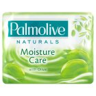 Palmolive moisture care soap with olive - 4x90g Brand Price Match - Checked Tesco.com 26/01/2015