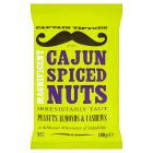 Captain Tiptoes cajun spiced nuts - 100g