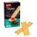 Ryvita Thins sundried tomato & herb - 120g Brand Price Match - Checked Tesco.com 16/04/2014