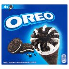 Oreo 4 cones - 4x100ml Brand Price Match - Checked Tesco.com 10/09/2014