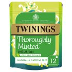 Twinings thoroughly minted 12 pyramids - 24g