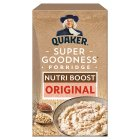 Quaker oat super goodness original porridge - 10x30.7g